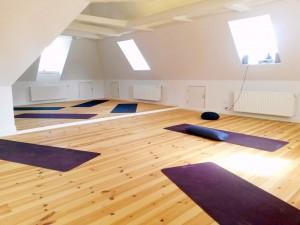 yogasal med repos
