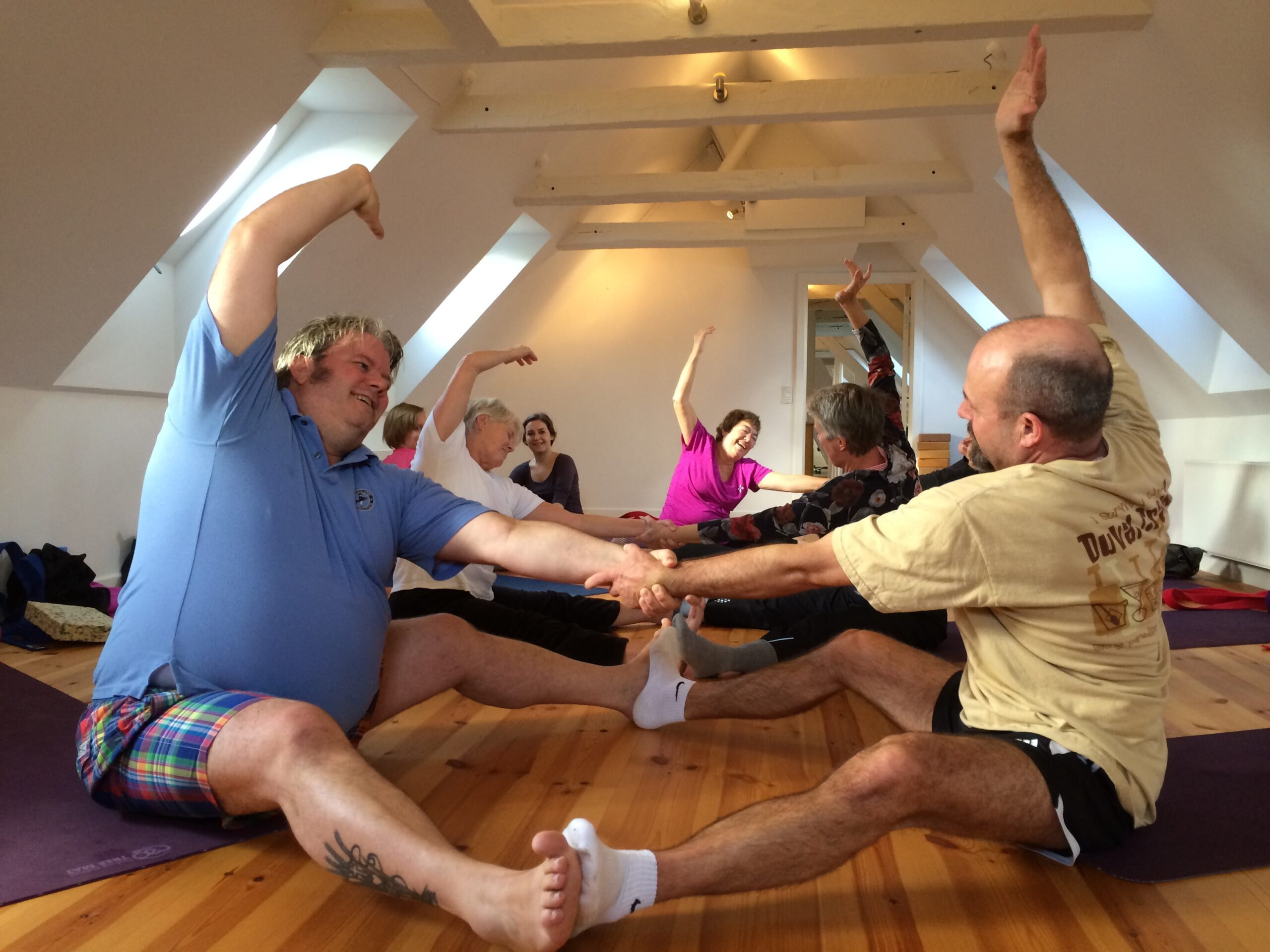 yoga h c rstedsvej