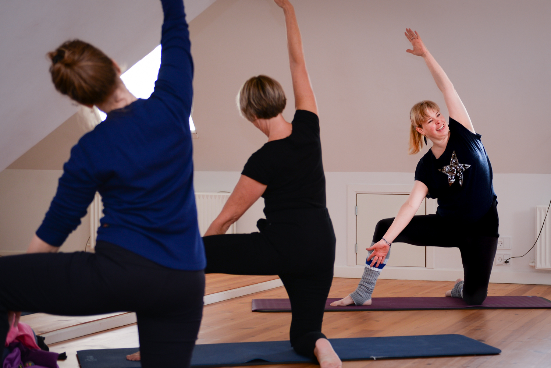 yoga frederiksberg have
